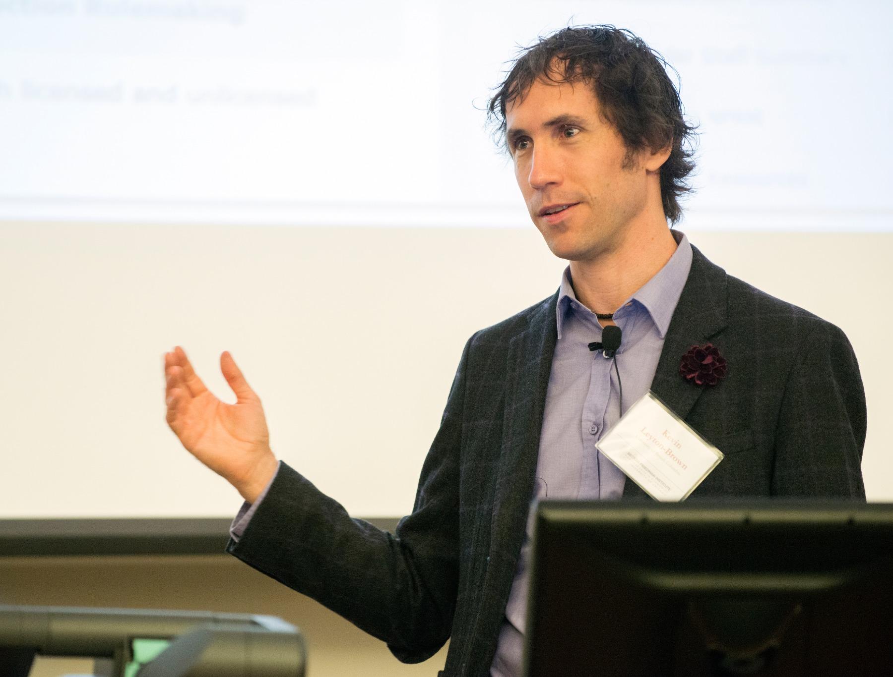 Prof. Kevin Leyton-Brown