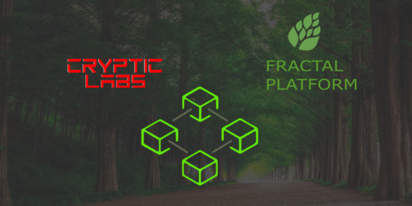 Cryptic Labs and Fractal Platform Team Up to Solve Some of Blockchain's Fundamental Limitations